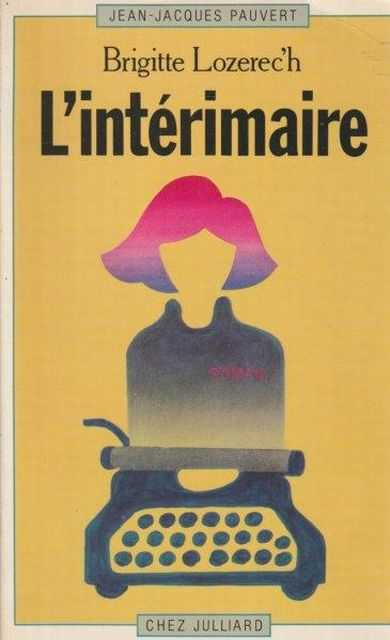 Image for L'Interimaire