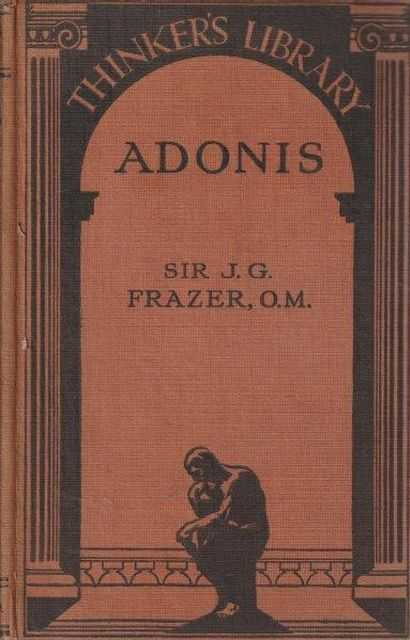 Image for Adonis - A Study In The History Of Oriental Religion