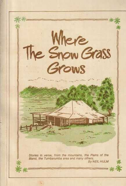 Image for Where The Snow Grass Grows