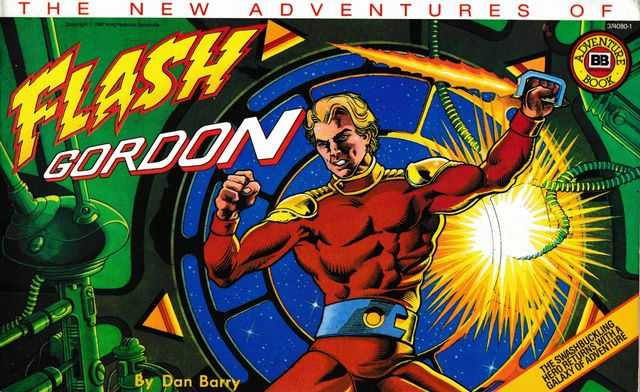 Image for The New Adventures of Flash Gordon