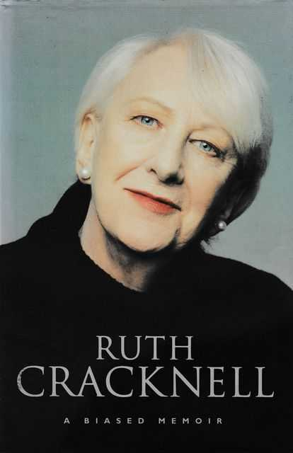 Image for Ruth Cracknell: A Biased Memoir