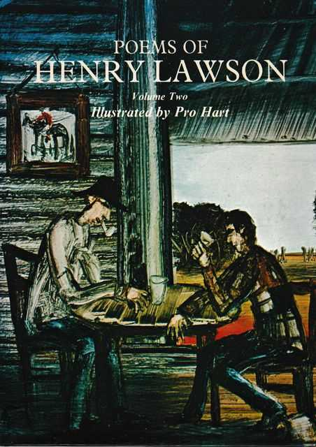 Image for Poems of Henry Lawson Volume Two