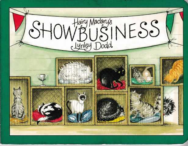Image for Hairy Maclary's Showbusiness [Board Book]