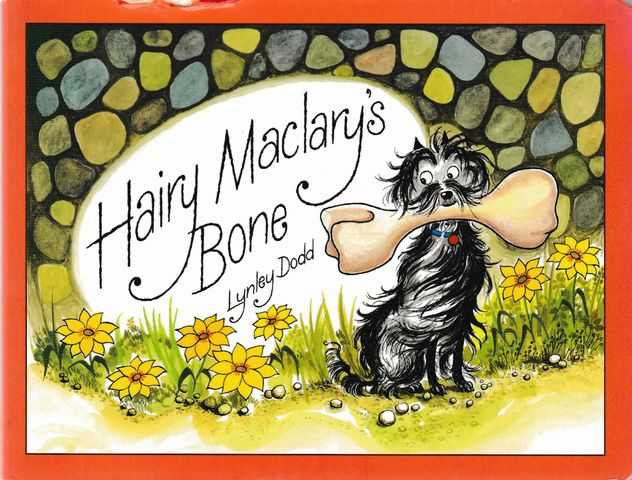 Image for Hairy Maclary's Bone [Board Book]