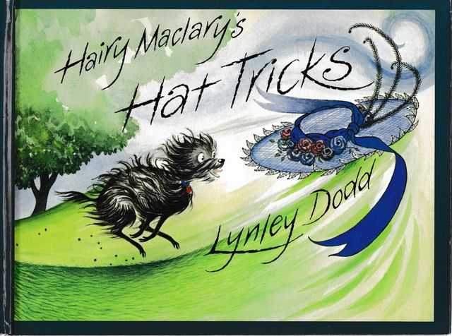 Image for Hairy Maclary's Hat Tricks