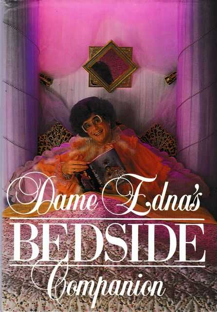 Image for Dame Edna Bedside Companion