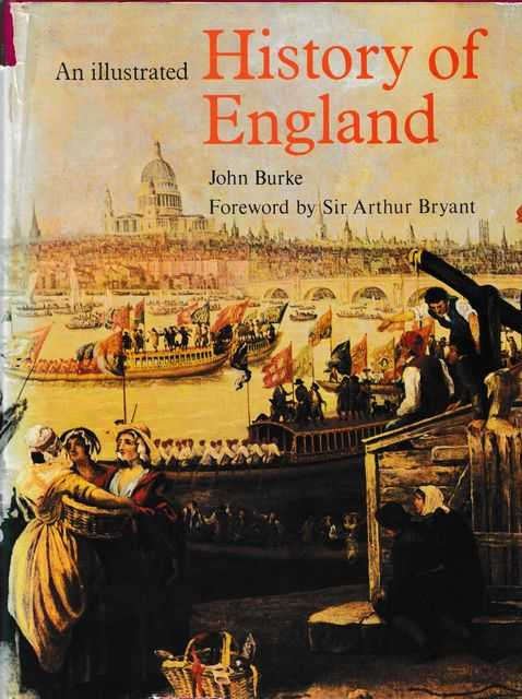 Image for An Illustrated History of England