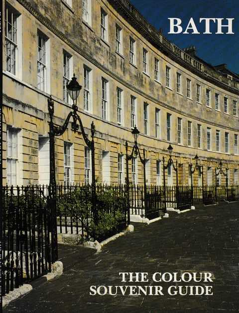 Image for Bath: The Colour Souvenir Guide