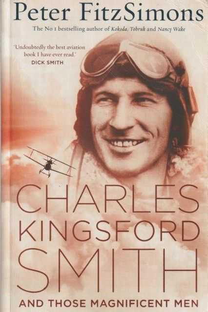 Image for Charles Kingsford Smith