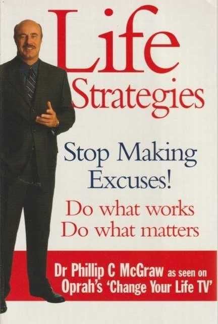 Image for Life Strategies - Stop Making Excuses!