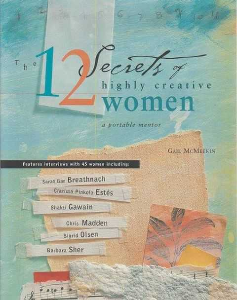 Image for 12 Secrets Of Highly Creative Women