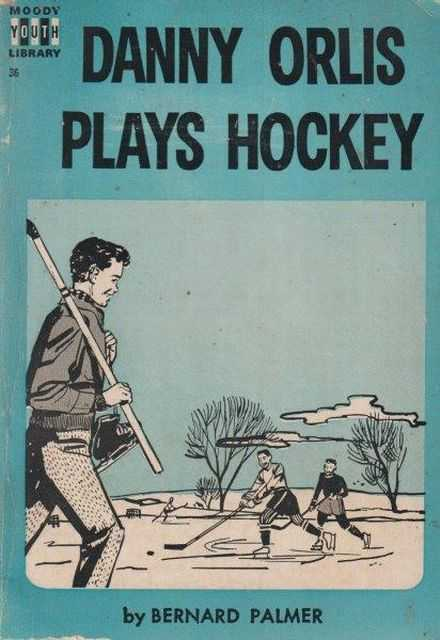 Image for Danny Orlis Plays Hockey