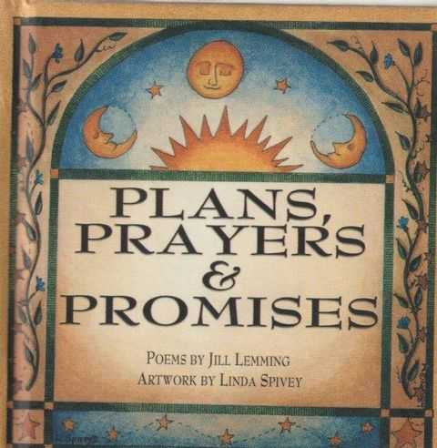Image for Plans, Prayers & Promises