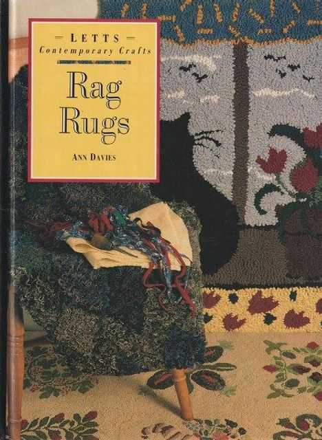 Image for Letts Contemporary Crafts: Rags Rugs