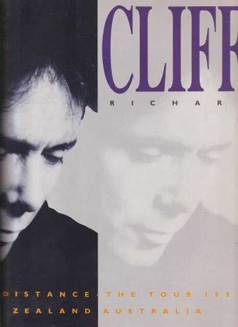 Image for Cliff Richard From A Distance - The Tour 1991 - New Zealand and Australia - Includes Facsimile Of Hand Written Cliff Richard Letter