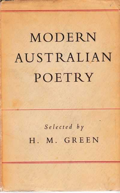 Image for Modern Australian Poetry