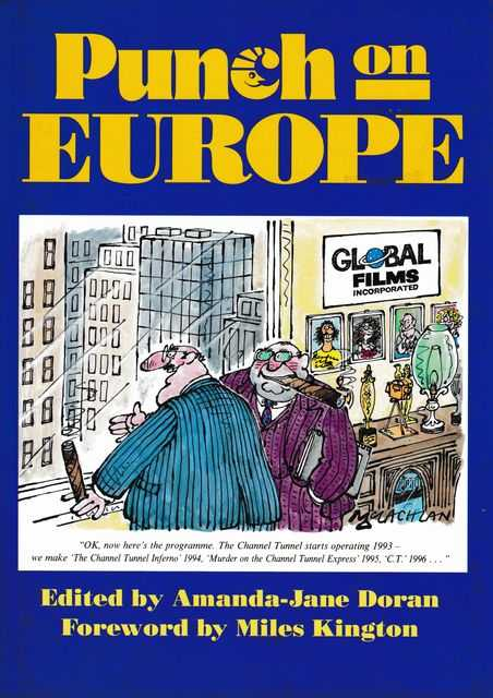 Image for Punch on Europe