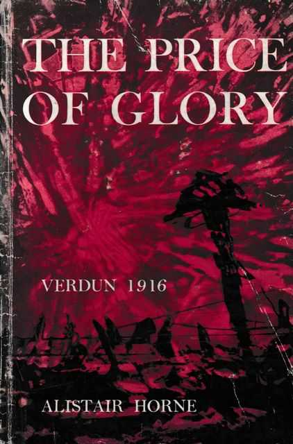 Image for The Price of Glory - Verdun 1916