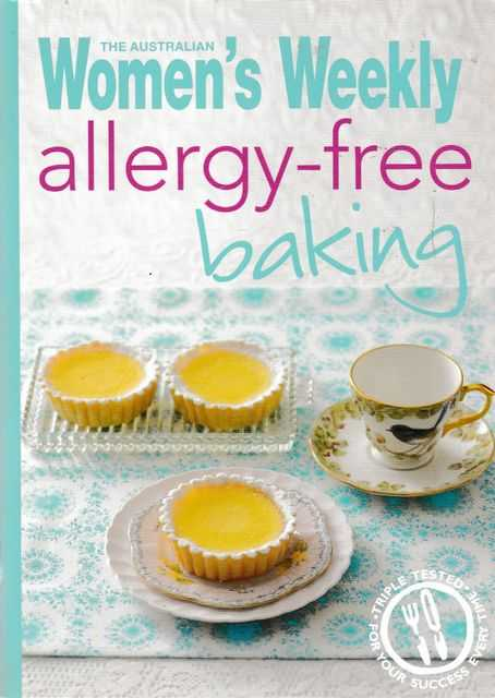 Image for Allergy-Free Baking