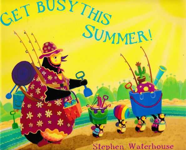 Image for Get Busy This Summer