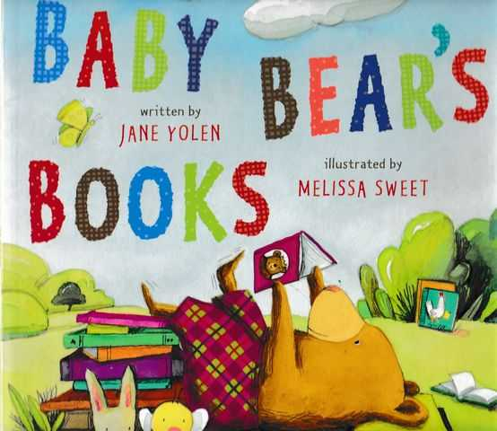 Image for Baby Bear's Books