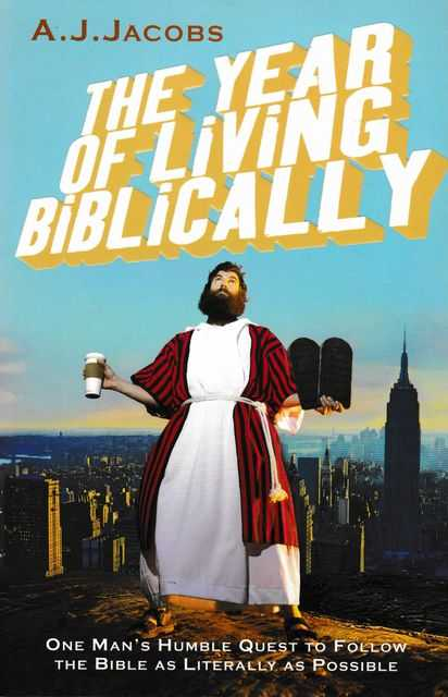 Image for The Year of Living Biblically