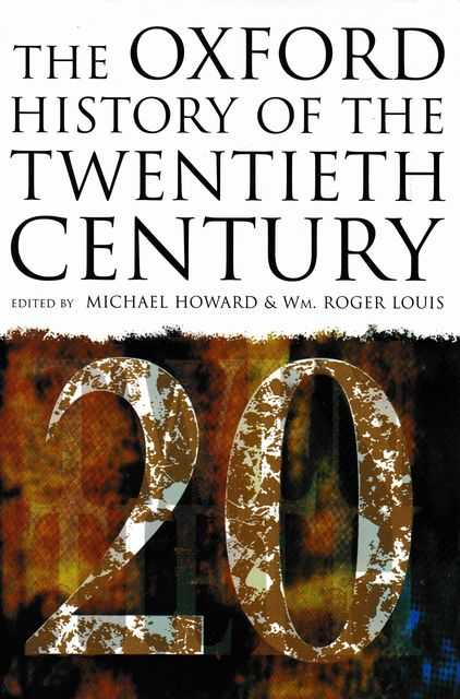 Image for The Oxford History of the Twentieth Century