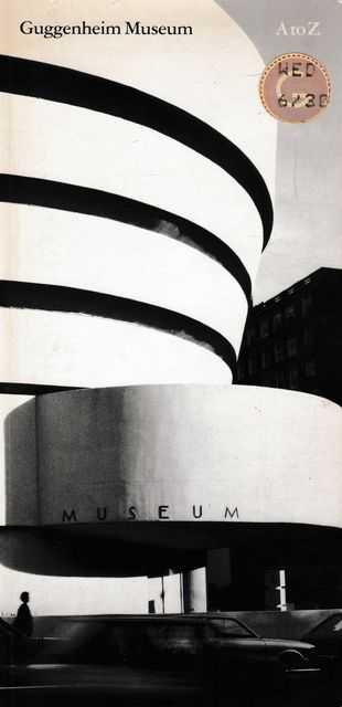 Image for Guggenheim Museum A to Z