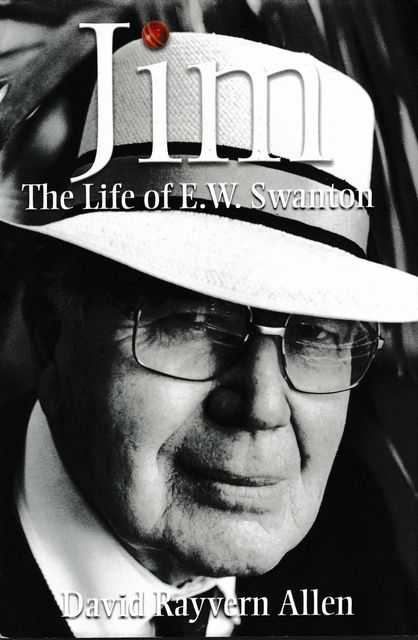 Image for Jim: The Life of E. W. Swanton
