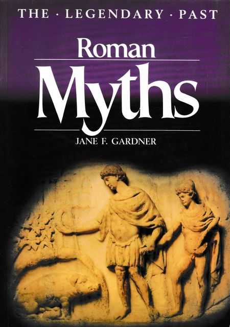 Image for Roman Myths [The Legendary Past]