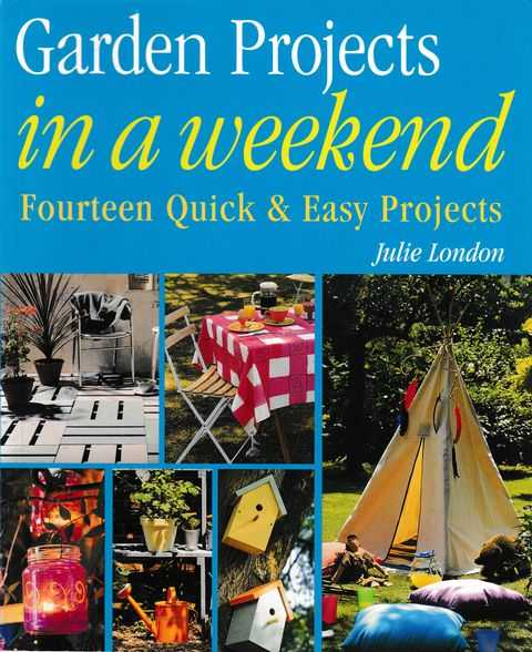 Image for Garden Projects in a Weekend