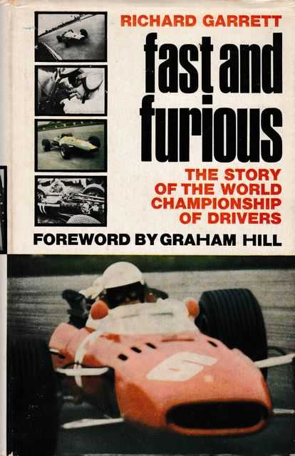 Image for Fast and Furious: The Story of the World Championship of Drivers