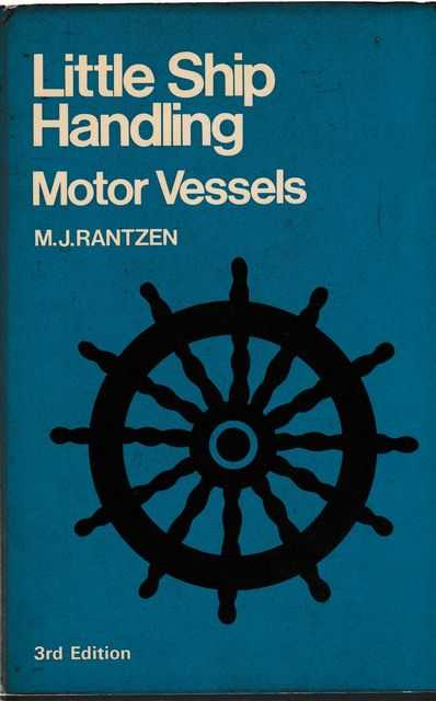 Image for Little Ship Handling: Motor Vessels
