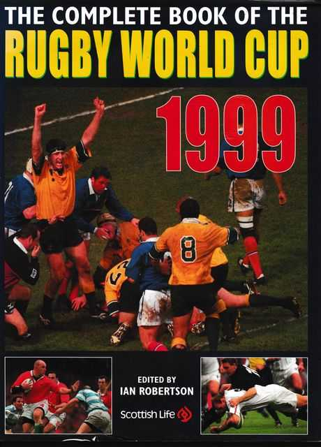 Image for The Complete Book of Rugby World 1999