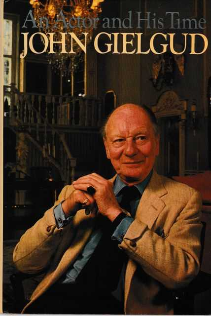 Image for John Gielgud: An Actor and His Time