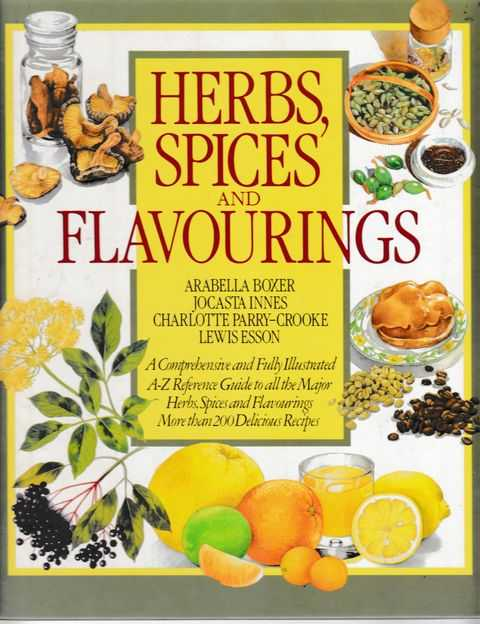 Image for Herbs, Spices and Flavourings