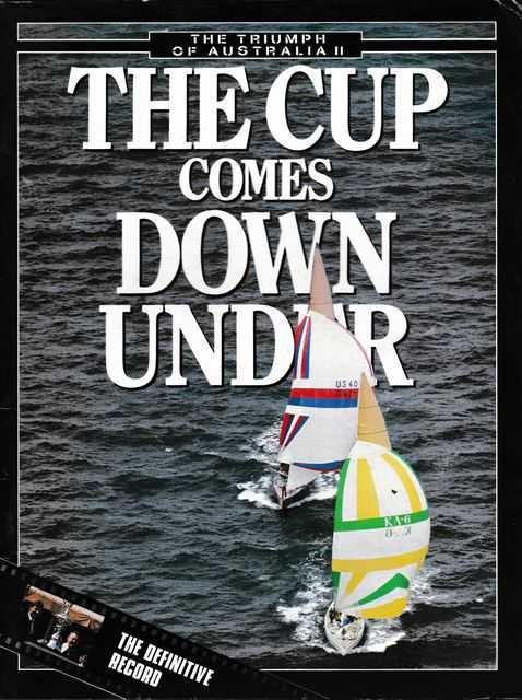 Image for The Triumph of Australia II: The Cup Comes Down Under