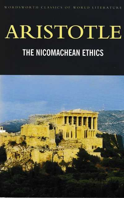 Image for The Nicomachean Ethics [Wordsworth Classics of World Literature]