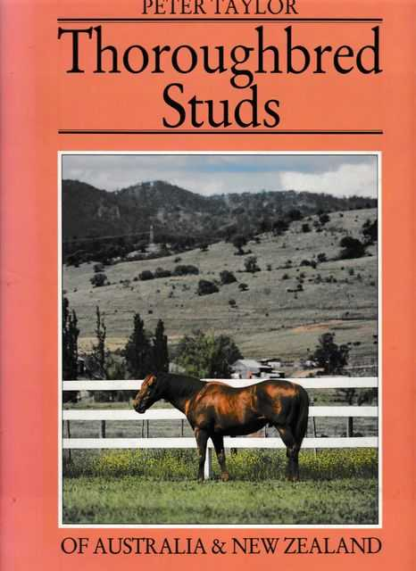 Image for Thoroughbred Studs of Australia & New Zealand