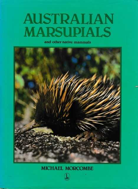Image for Australian Marsupials and Other Native Mammals