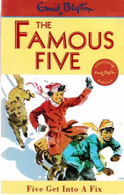 Image for The Famous Five: Five Get Into A Fix