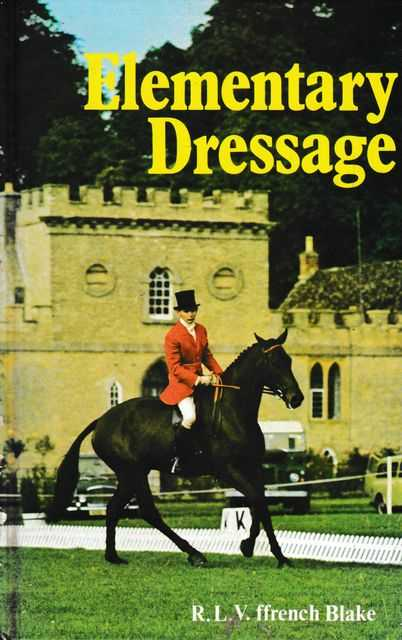 Image for Elementary Dressage
