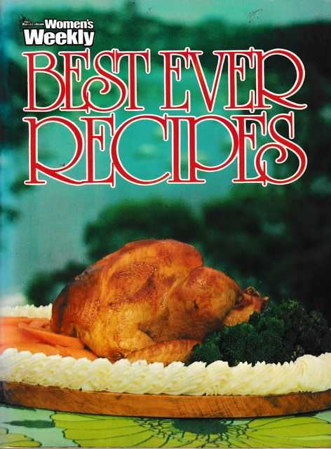 Image for Best Ever Recipes