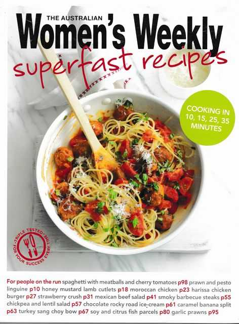Image for Superfast Recipes
