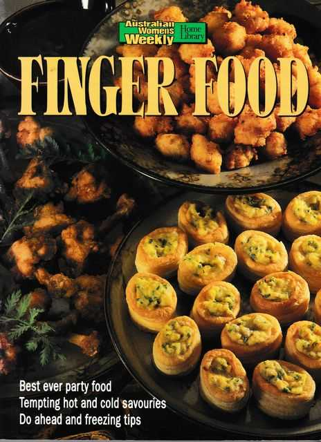 Image for Finger Food