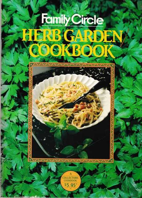 Image for Herb Garden Cookbook