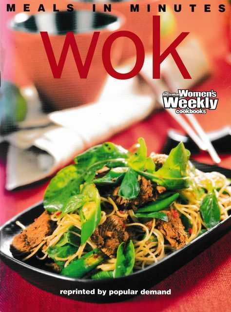 Image for Meals in Minutes: Wok
