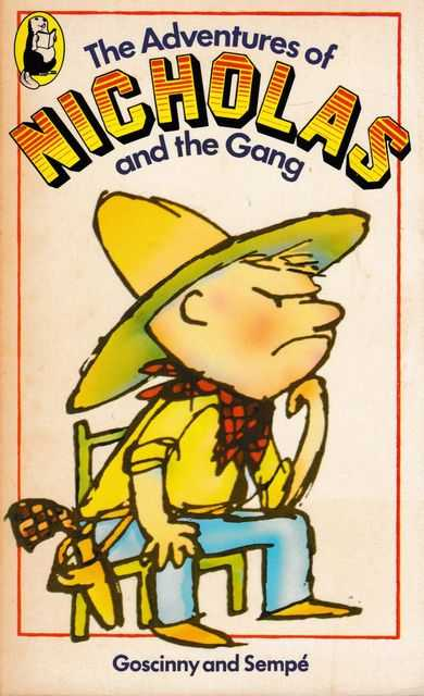 Image for The Adventures of Nicholas and the Gang