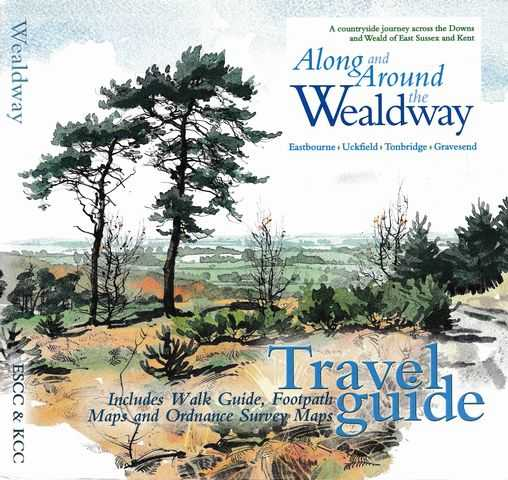 Image for Along and Around the Wealdway: Eastbourne; Uckfield; Tonbridge; Gravesend