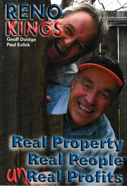 Image for Reno Kings: Real Property, Real People, Unreal Profits